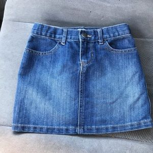 Denim Kids skirt